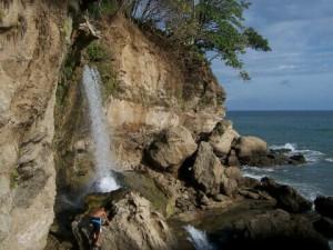 boyclimbingwaterfall
