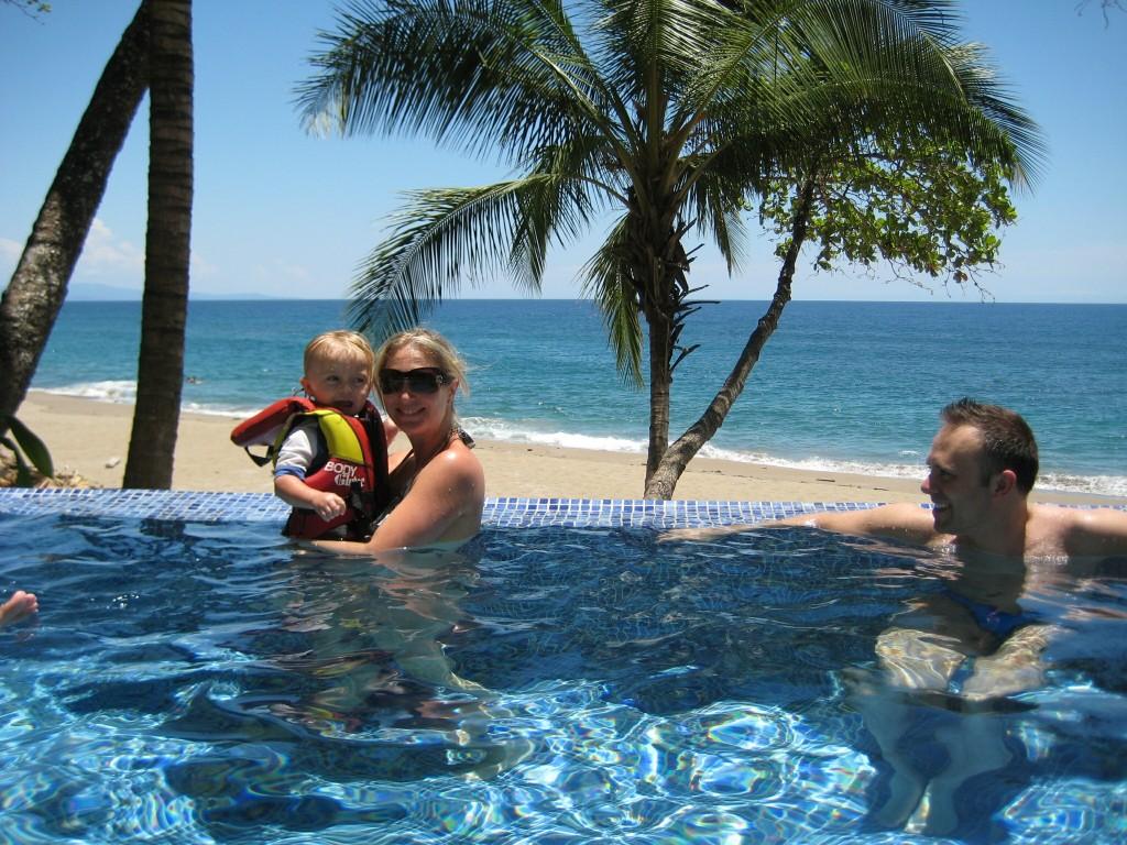 slider-family-in-pool