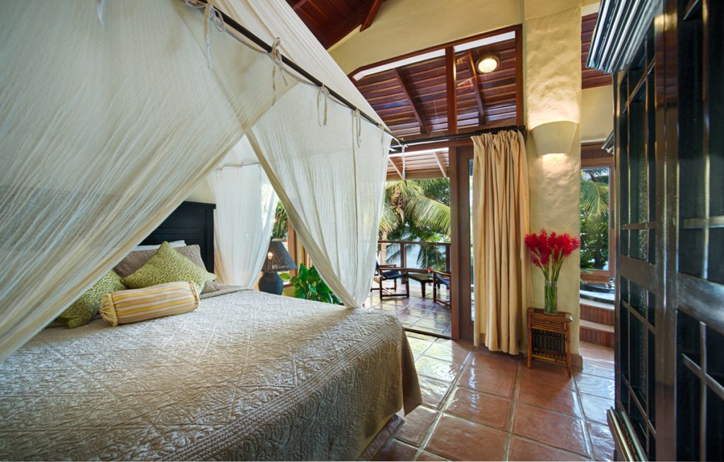 Master Bedroom Suite, Costa Rica Vacation Rental Beach House ...