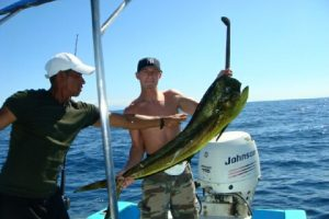 Half day and full day sport fishing charters